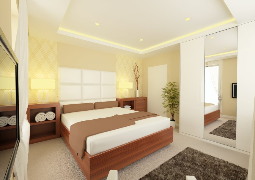 Design of the guest room